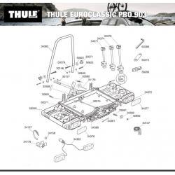 Pièces détachées - Euroclassic Pro Thule
