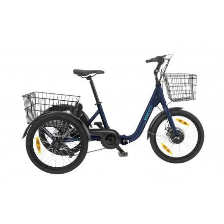 Tricycle électrique - MONTY E132 - BOéquipement