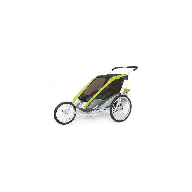 thule chariot cougar remorque enfants v lo course. Black Bedroom Furniture Sets. Home Design Ideas