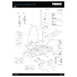 Pièces détachées Euroclassic Thule