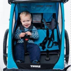 Remorque enfant Thule Coaster XT