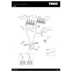 Pièce détachée - HangOn 9708 Thule