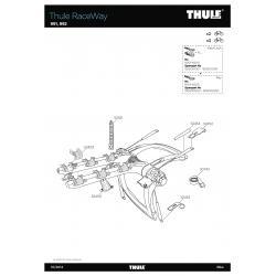Pièce détachée - Raceway Thule