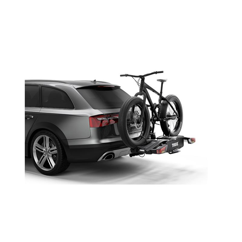 thule easyfold xt porte v lo attelage pliant et compact. Black Bedroom Furniture Sets. Home Design Ideas