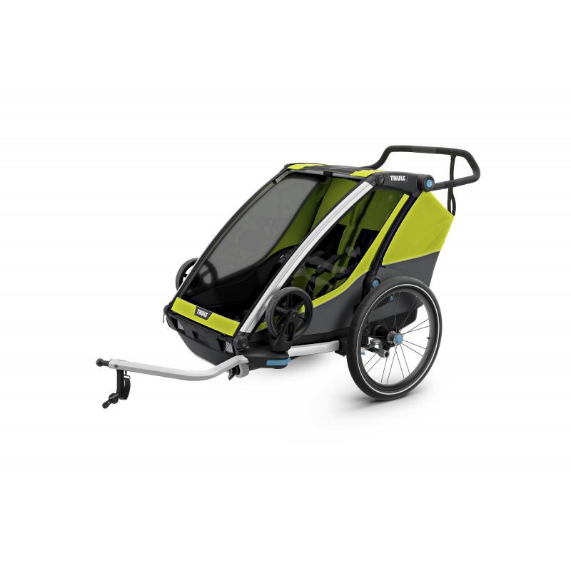 remorque pour enfants thule chariot cab. Black Bedroom Furniture Sets. Home Design Ideas